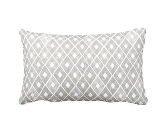Lumbar Pillow Cover Gray Pillow Cover Grey Pillow Sham Geometric Pillows Decorative Pillow for Sofa Pillow Grey Pillowcase 12x18 12x24 12x20