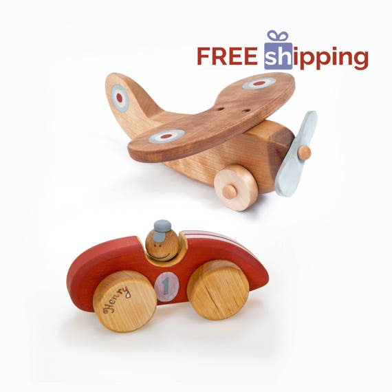 Christmas gifts for boys wooden toys for kids free shipping like this item negle Images