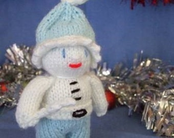 Jack Frost Christmas Toy
