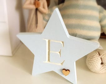 Baby Loss Gift, Angel Baby, Wooden Engraved Star, Pregnancy Loss, Miscarriage, Stillborn Gift, Sympathy Present, Baby Memorial