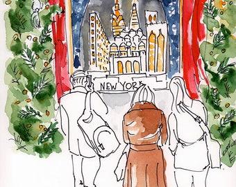 Holiday Windows New York City, Lord & Taylor