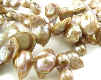 Blister Pearls, 3 strands