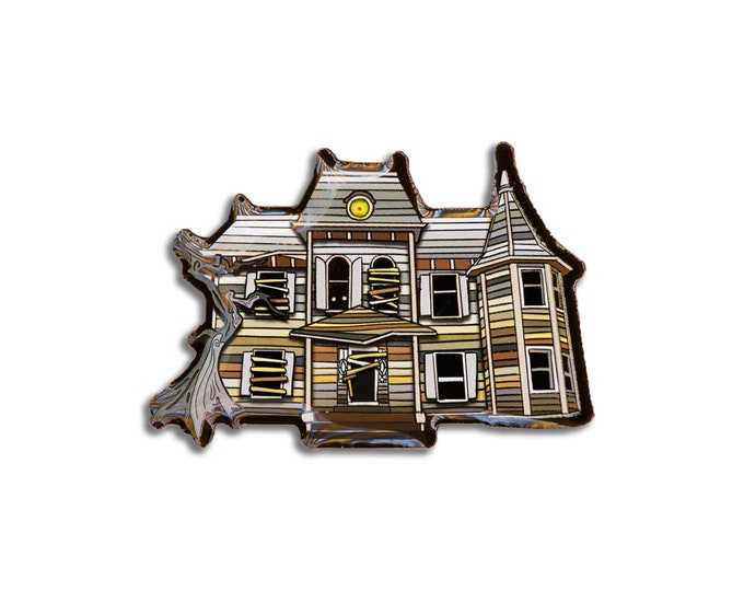 Derry House Pin