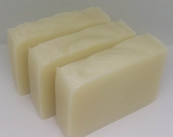 Basil Mint & Sage bar soap, handcrafted soap, bath and body, vegan body products, natural soap
