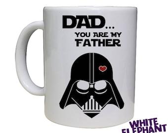 Darth Vader You Are My Father Mug
