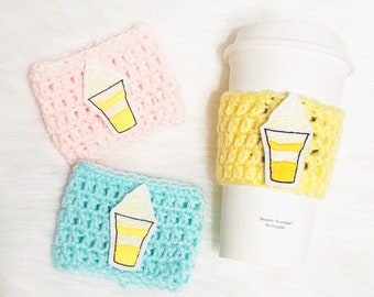 Pineapple dole whip cup cozy