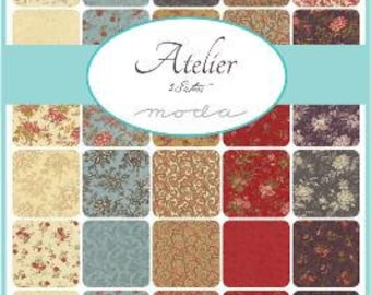 Atelier - 40 x FQ Bundle