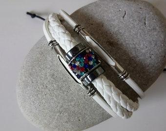 women bracelet with Rhinestones