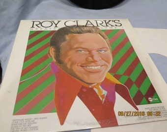 Roy Clark's Greatest Hits Volume 1 Compilation Roy Clark DOSD-2030 1975