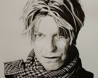 David Bowie Limited Edition Print