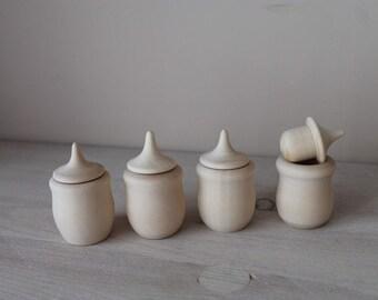 4 pcs montessori materials (kegs)/ montessori toys / wooden toys