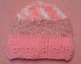 Bulky Knit Caps