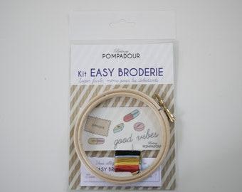 Goodvibes Pills - Kit EASY BRODERIE