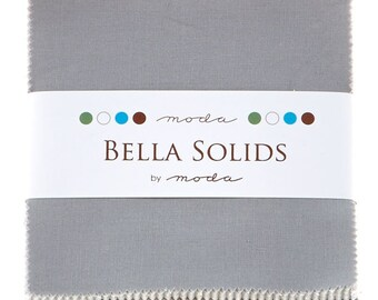 Bella Gray Charm Pack- Moda