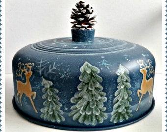 AURORA BOREALIS Cake Cover