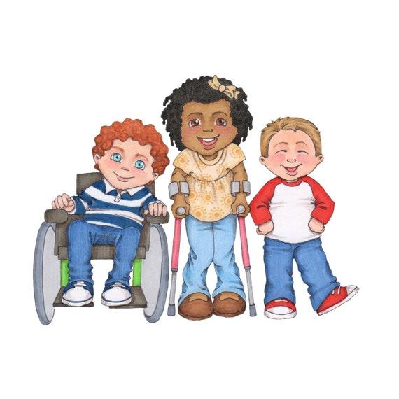 special needs digital clip art rh etsy com special needs assistant clipart