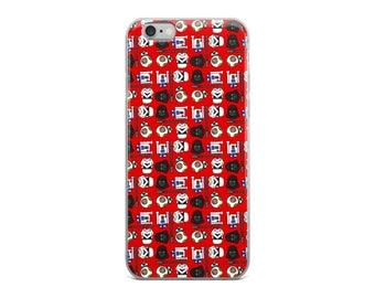 Space Adventure iPhone 5/5s/Se, 6/6s, 6/6s Plus Case