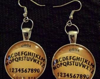 Ouija earrings