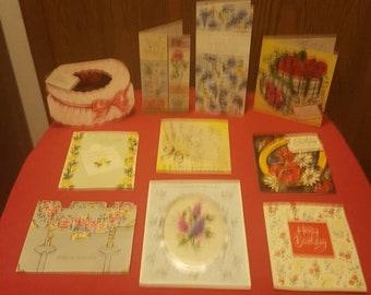 Lot # 0102 (1950's & 1960's) Birthday Cards