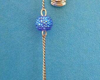 Buddha Pendulum, Beaded Pendulum, Metaphysical Jewelry, Spiritual Jewelry, Divination Tool, Dowsing