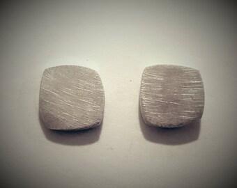 Sterling Silver Post Earrings (2)