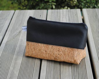 Clutch, pouch, pencil makeup Tote