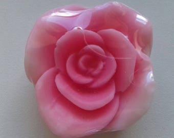 """Soap """"Rose"""" handmade 40 g."""