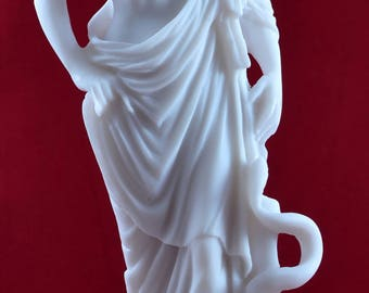 Asclepius God of Healing Medicine greek statue figure NEW