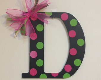 Wooden Decorative Letters