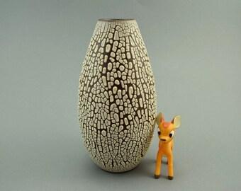 Vintage vase made by Albert Kieslling | East German Pottery | 60s