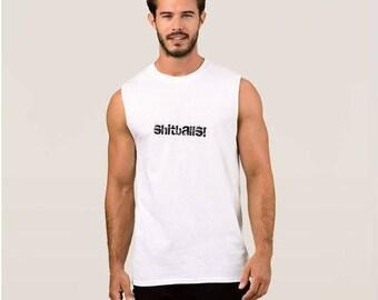 shitballs novelty t-shirt