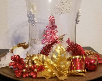 O Christmas Tree Centerpiece