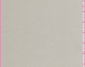 Golden Beige Polyester Satin, Fabric By The Yard