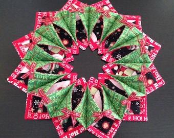 Small Christmas Wreath No. 1