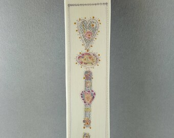 Porcelain Skinny Hanging #1 **Sale Price **