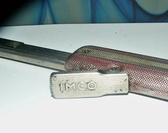 IMCO Austria fireplace camping stove lighter/Vintage lighter 1970s