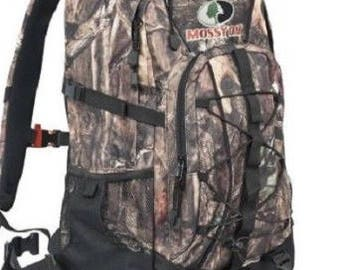 Mossy oak silver leaf 2 day packback camo pack hunting pack nwt