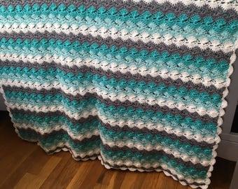 Baby & Toddler crochet blanket