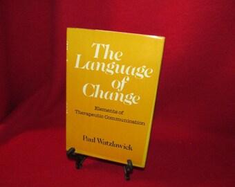 """Psychology: """"The Language of Change"""" by Paul Watzlawick"""