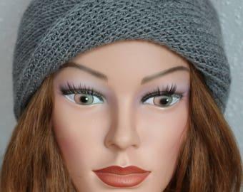 Headband, headband in soft Merino Wool
