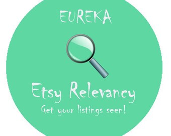 Etsy Relevancy Tutorial - Understand Relevancy Get Your Listings Found Etsy SEO Guide