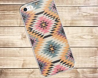 Navajo Dreams - Yellow - iPhone Case