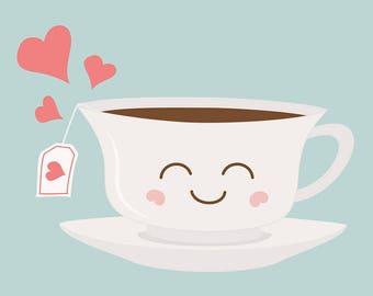 happy tea