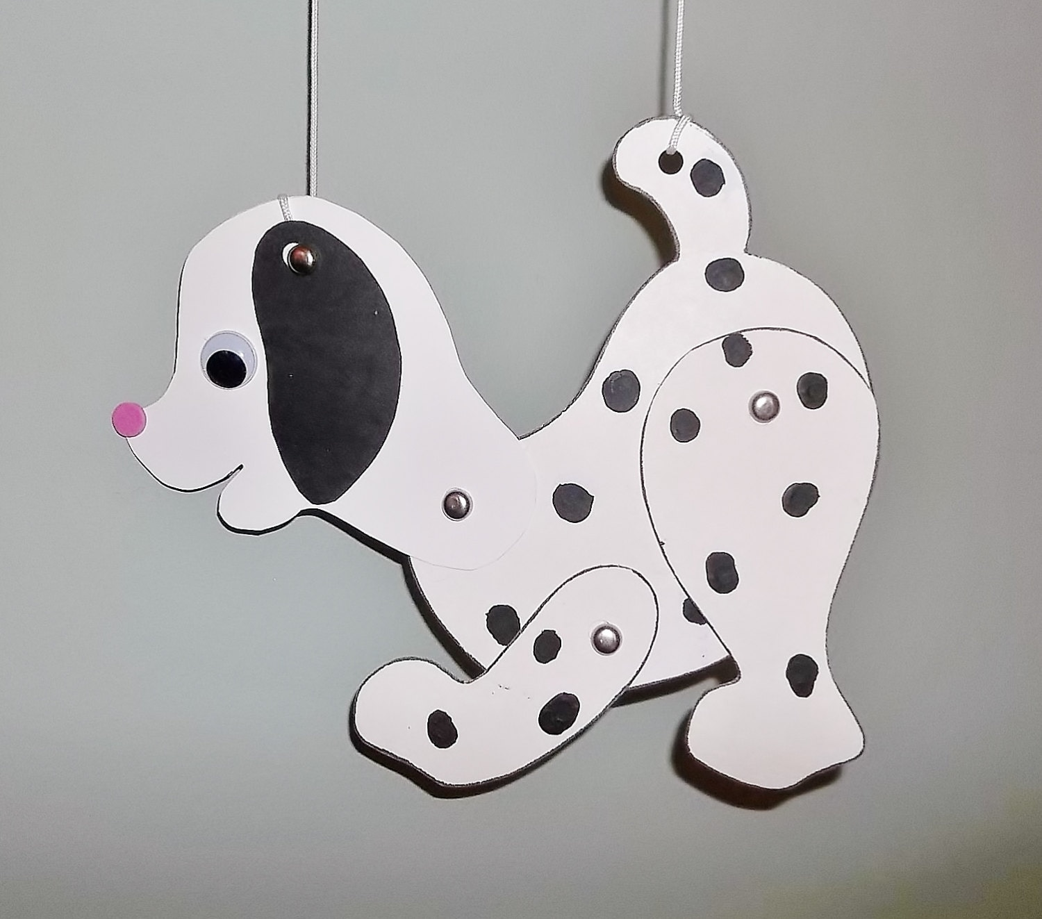 Dog Craft Ideas For Kids Part - 32: D Is For DOG Craft Kit