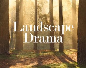 Landscapes Lightroom Presets - 15 Landscape Presets - Adobe Lightroom Presets for 4, 5, 6 and CC