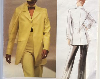 Vogue Paris Original Montana sewing pattern 2249 - Misses' jacket and pants - size 6-8-10