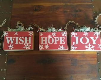 A Christmas Banner