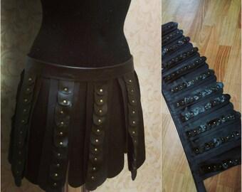 Xena's skirt