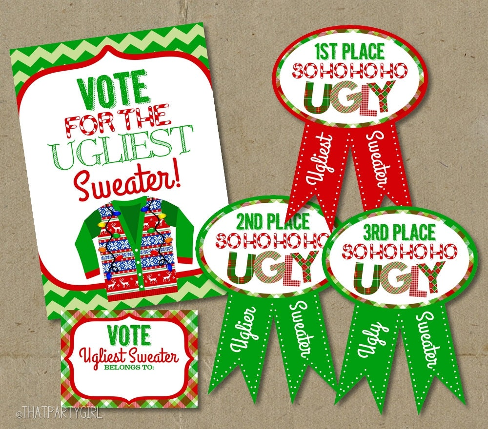 ugly what should cookies sweater decor decorations i for make gingerbread