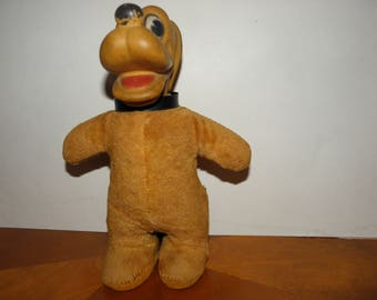Disney Pluto 8inch Plush Toy